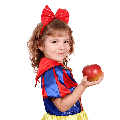 Sixteen Easy Last-Minute Halloween Costumes Snow White Image