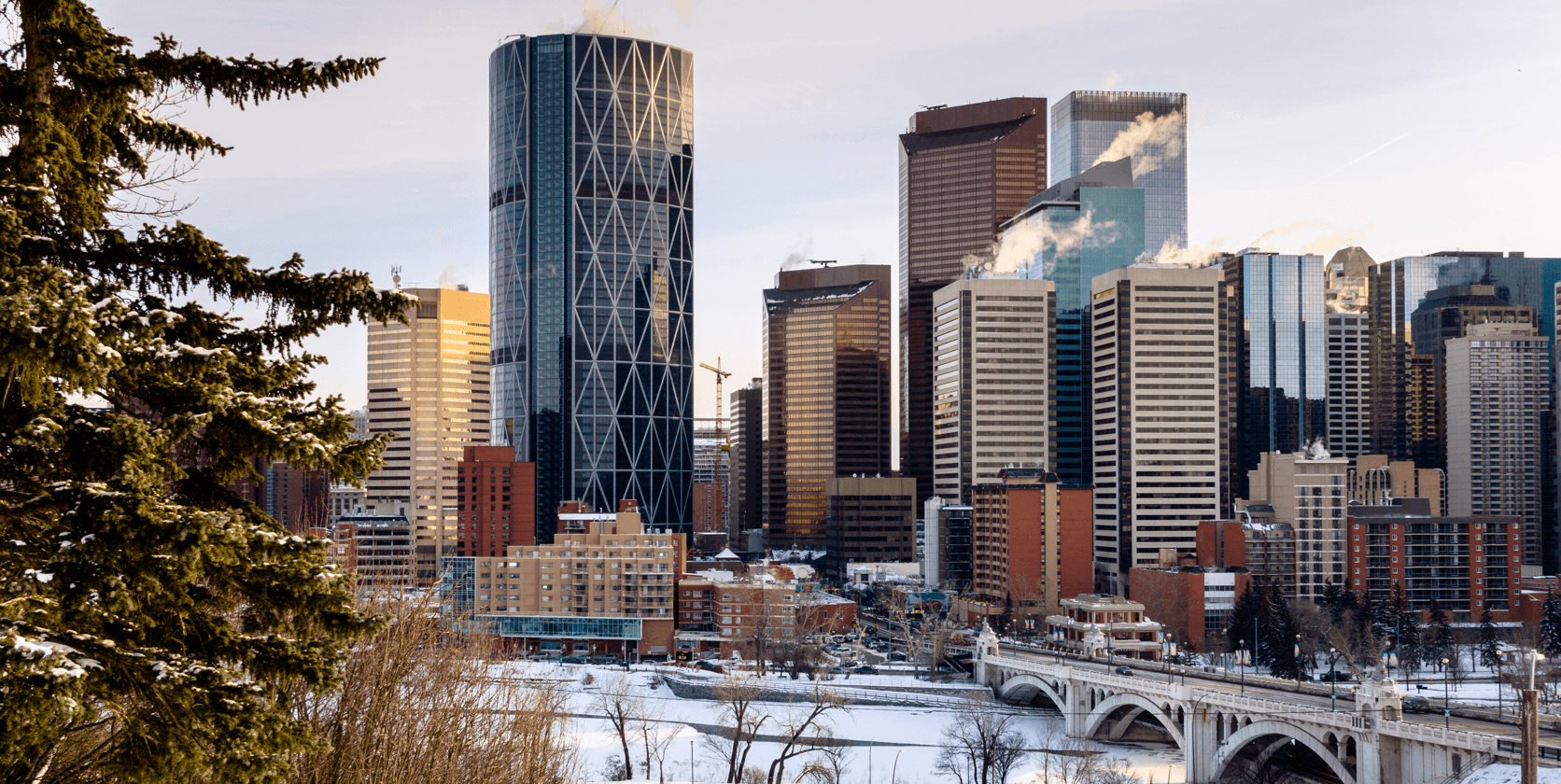 Calgary's Housing Market Forecast for 2018 Skyline Featured Image