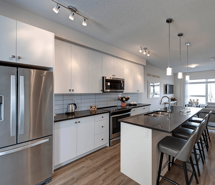 Featured Move-In Ready Home The Rosewood18 Kitchen Image