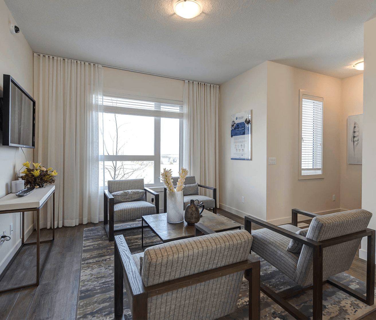 Featured Move-In Ready Home The Rosewood18 Livingroom Offer