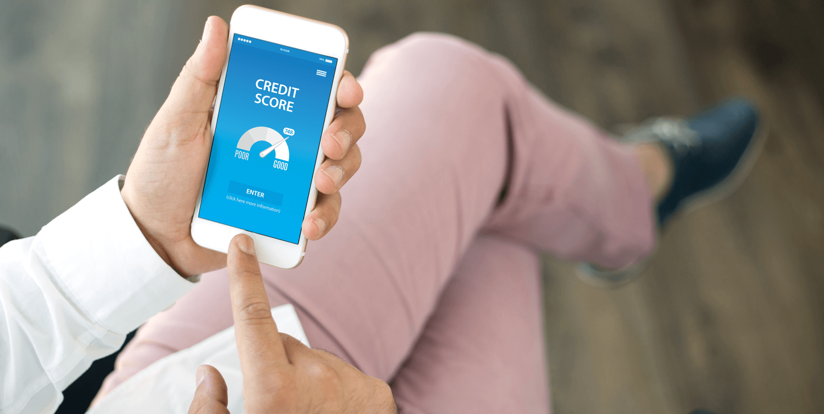 How Credit Scores Affect Mortgage Rates App Featured Image