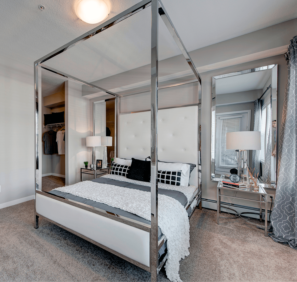 Maximizing Space The Bedroom Master Suite The Elm Image