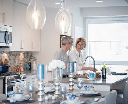 9 Questions to Ask Before Buying a Townhome Couple Image