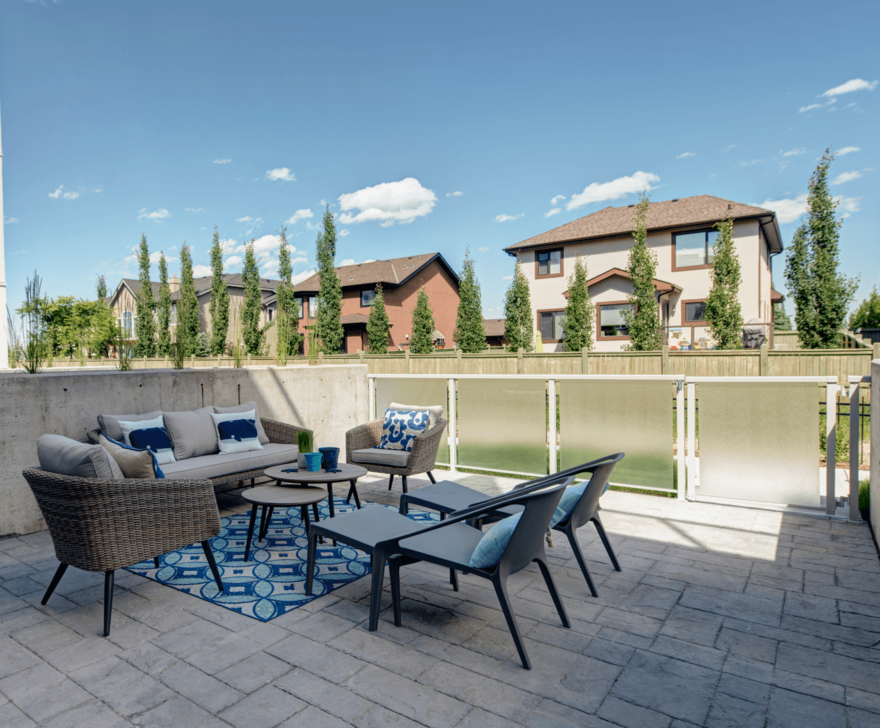 9 Questions to Ask Before Buying a Townhome Patio Image