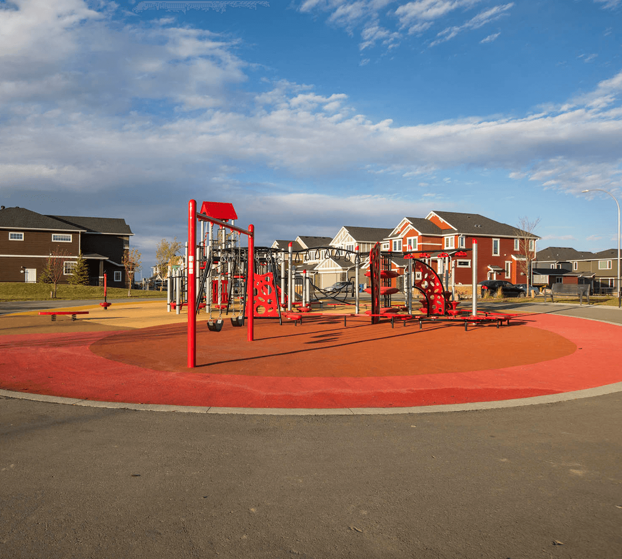 Good Reasons to Live in Redstone Playground Image