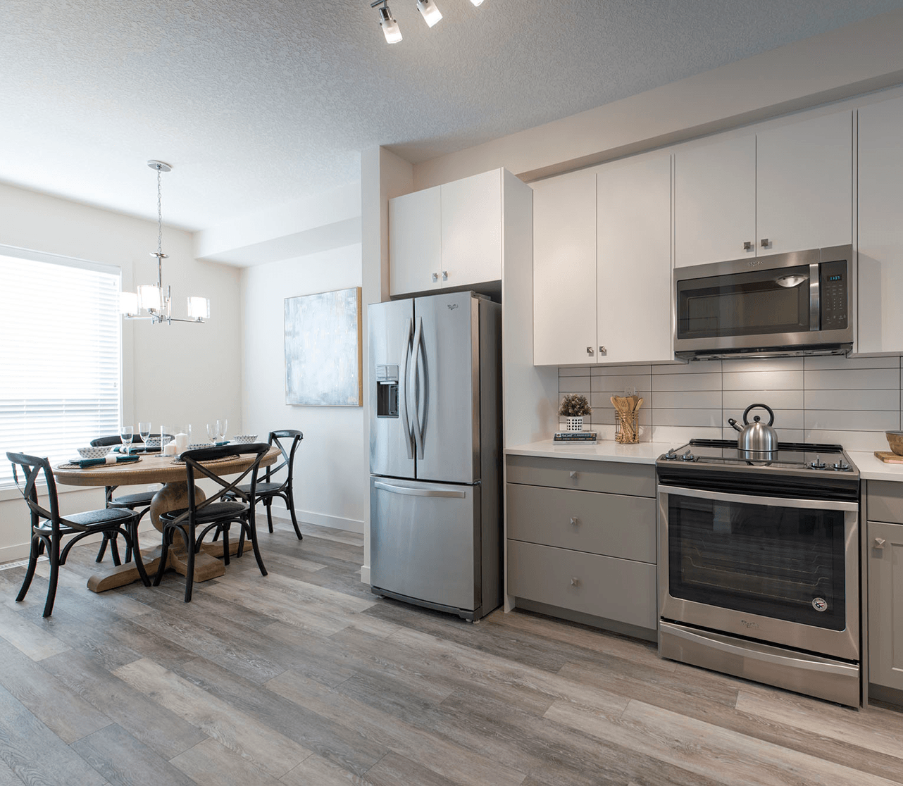 The Loop in Evanston Phase II Grand Opening Kitchen Image