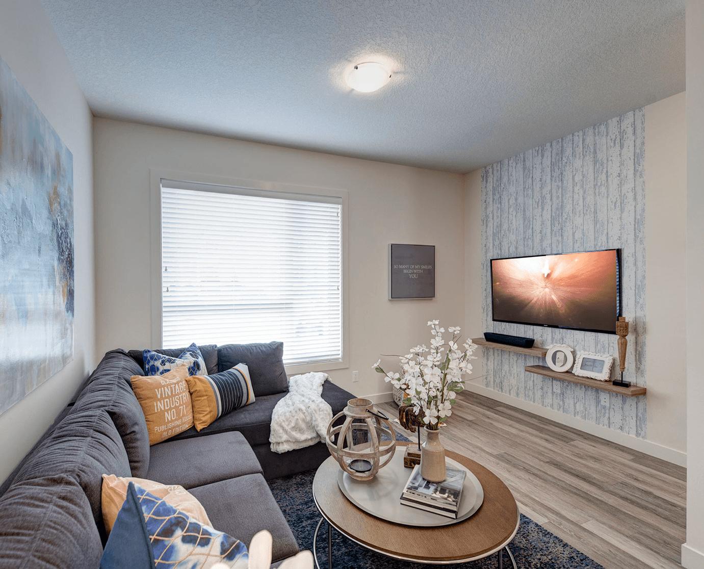 The Loop in Evanston Phase II Grand Opening Living Room Image