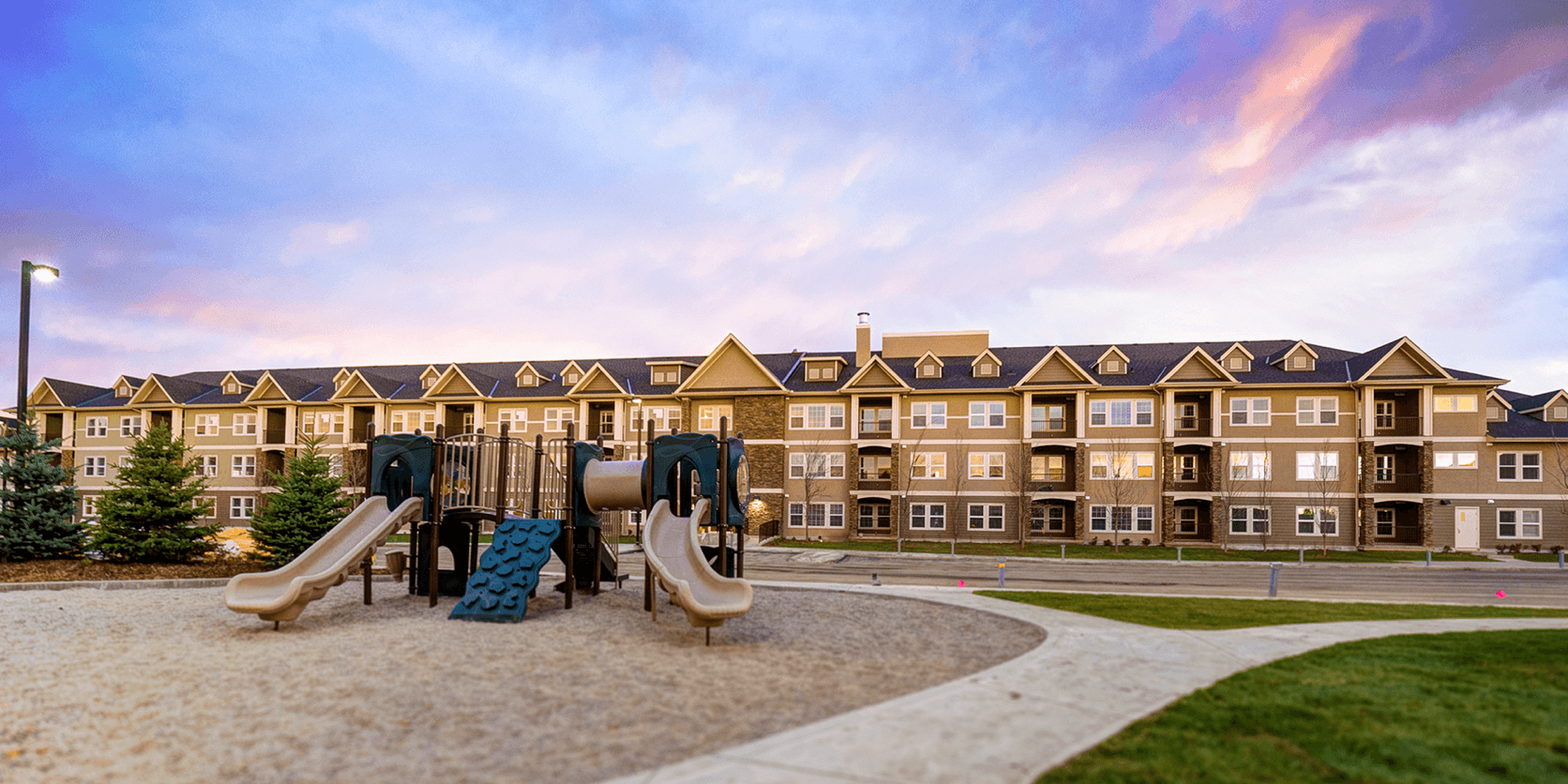 Questions to Ask Before Buying an Apartment Condo Sunset Image