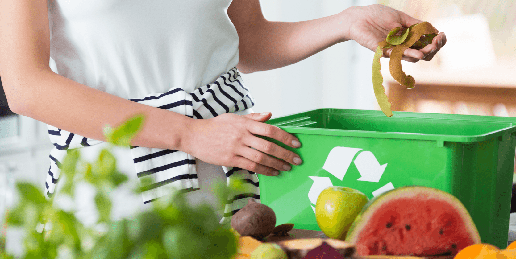 Calgary's Green Cart Food and Waste Program Compost Featured Image