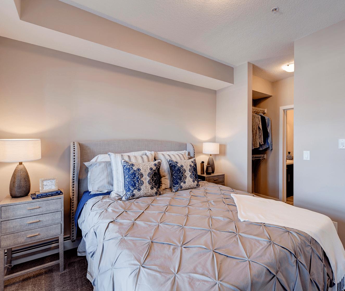 Good Reasons to Live in Cranston Birch Bedroom Image