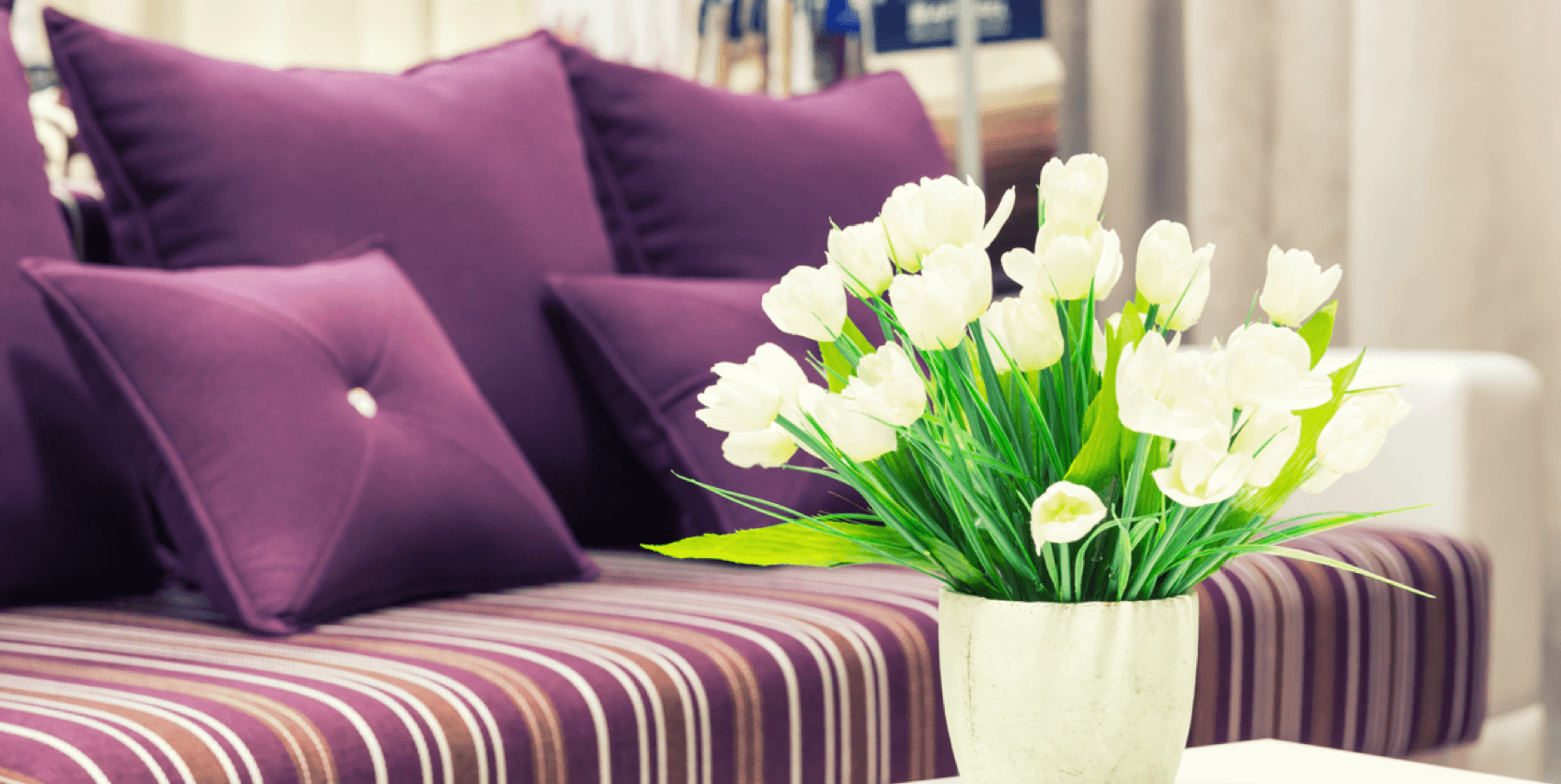 Home Decor Trends for Spring 2018 Couch Image