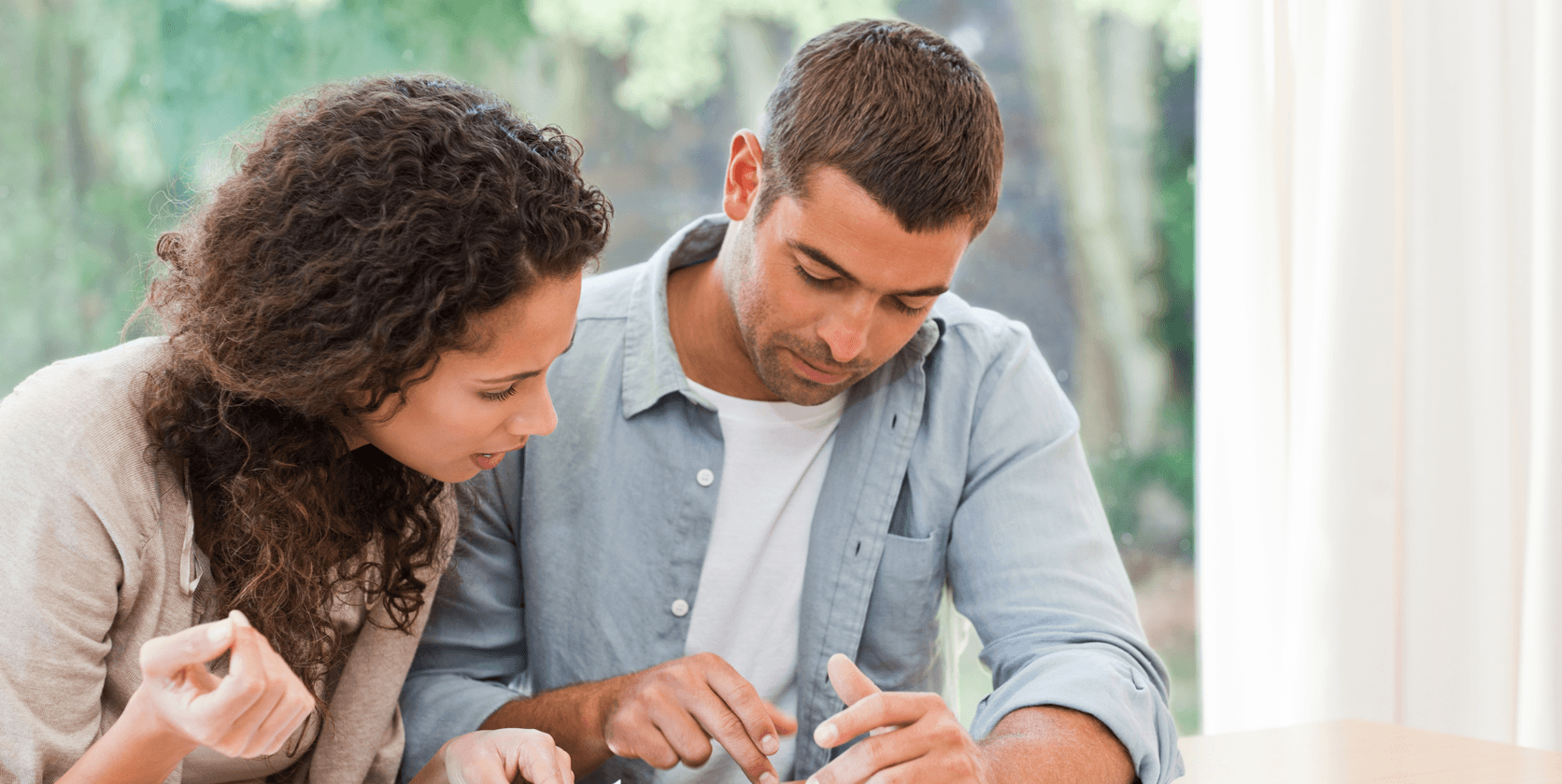 Mortgage Mistakes You Didn't Know You Were Making Couple Featured Image