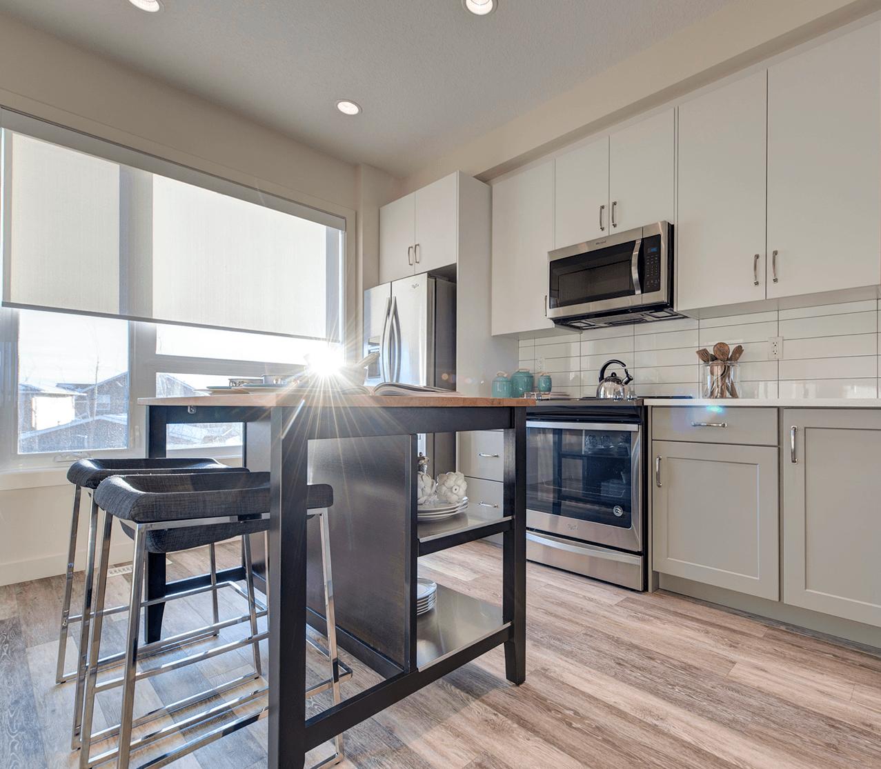 Multi-Purpose Furniture Ideas for Your Condo Kitchen Image